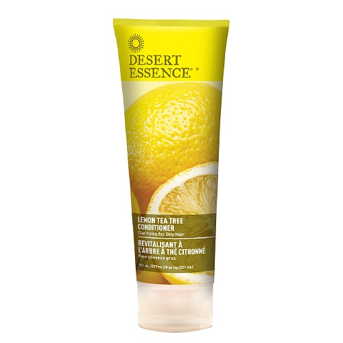 Desert Essence Lemon Tea Tree Conditioner For Oily Hair