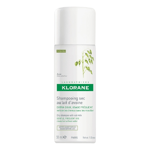 Klorane Dry Shampoo With Oat Milk